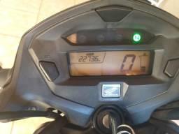 Motocicleta conservada - 2015