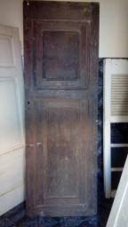 Porta antiga Almofada de madeira de lei bem pesada e super resistente