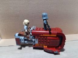 Lego original-Star Wars- Rey's Speeder 75099