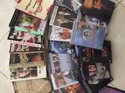 Doação -Imbituba - Livros e Dvds