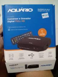 Conversor e Gravador Digital Full HD