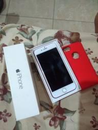 Vendo iPhone 7 red de 128 gb