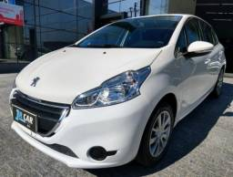 PEUGEOT 208 1.5 ACTIVE 8V FLEX 4P MANUAL.