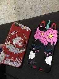Capinhas Iphone 7plus