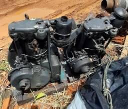 Dois motor 90 agralle