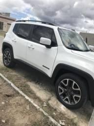 Jeep Renegade longitude 2019 (em estado de zero) e final 7 emplacado 2020 - 2019
