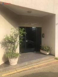 Apartamento com 3 dormitórios para alugar, 100 m² por R$ 1.115/mês - Centro (Em frente a P