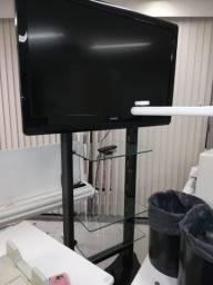 TV 42 polegadas + Rack