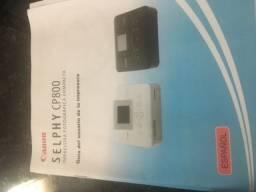 Impressora Fotográfica Compacta