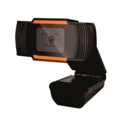 Webcam 480p HD Com Microfone Super Premium