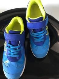 Tênis para tenista infantil 34 azul