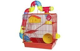 Vendo 3 gaiolas pra hamster com todos acessórios