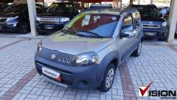 FIAT UNO 2011/2012 1.0 WAY 8V FLEX 2P MANUAL