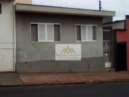 Casa com 2 dormitórios à venda, 75 m² por R$ 300.000,00 - Centro - Ribeirão Preto/SP