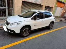Peugeot 2008 allure 1.6 automático na garantia de fabrica