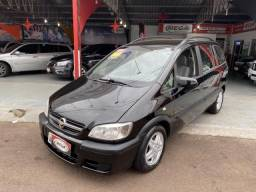 GM - CHEVROLET ZAFIRA COMFORT 2.0 MPFI FLEXPOWER 8V 5P