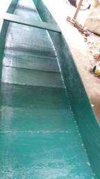 Barco de madeira olho de Sica tamanho 4.50