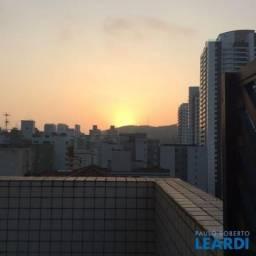 Apartamento à venda com 3 dormitórios em Pompéia, Santos cod:443666