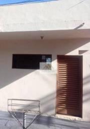 Casa com 1 dormitório para alugar, 48 m² por R$ 550/mês - Jardim Maria Goretti - Ribeirão