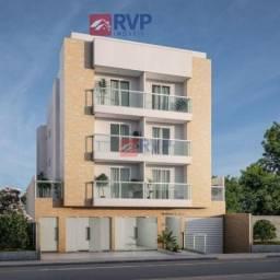 Apartamento com 2 dormitórios à venda por R$ 232.000,00 - Santa Catarina - Juiz de Fora/MG