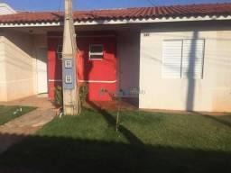 Casa a venda no Moradas Ourinhos, com 2 dormitórios e 42 m² de construção por R$ 75.000,00
