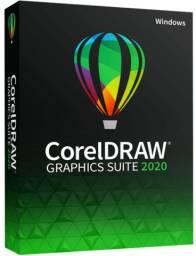 Corel Draw 2020 em português