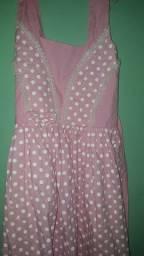 Vestido infantil para criança de 10 anos