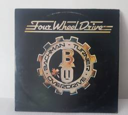 Disco LP Vinil Bachman Turner Overdrive LP - Four Wheel Drive - 1975