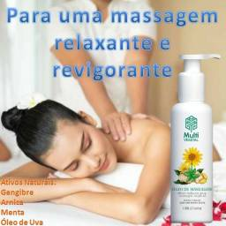 Óleo de Massagem Natural Multi Vegetal