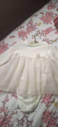 Vestido usado uma vez, 30 reais
