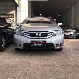 Honda city EX Aut 2014 com apenas 51mil km