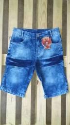 Bermudas jeans 'atacado 28,00