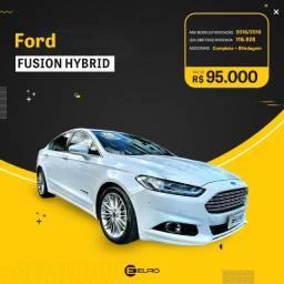 Ford Fusion Híbrid