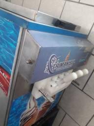 Máquina de sorvete trimaksul