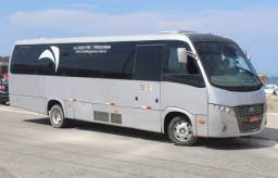 Vendo micro ônibus 2012, valor 120mil