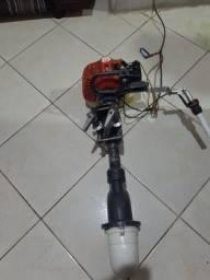 Motor jet turbo