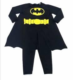 Fantasia Infantil Longa Batman