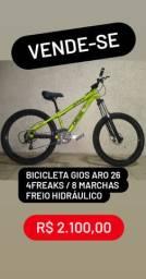 Bicicleta Aro 26 Gios 4Freaks