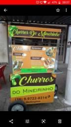 Vendo Carrinhos Churros ,Hot dog