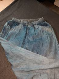 Calça Jeans boyfriend  Tam. 42