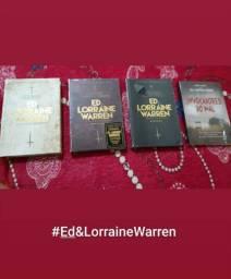 Livros de Ed e Lorraine Warrens