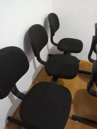 Cadeiras de espera para escritório/barbearia/consultorios