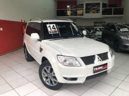 Pajero tr4 blindada 2014 aut