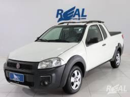 Fiat - Strada Working 1.4 CE (TOP) Completa Financia Até 60X Sem Entrada