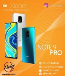 Redmi Note 9 PRO 64GB Pronta Entrega - Melhor Preço