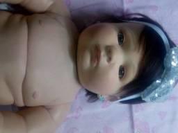 Bebê reborn gorducha