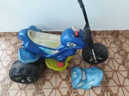 Moto para crianças usado