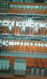 Eletricista para casa prédio indústria