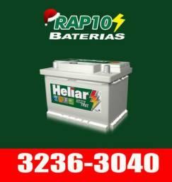 Baterias Heliar do Etios Onix Yaris