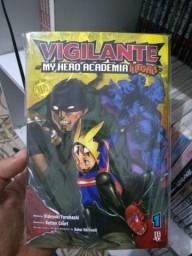 Vigilante illegals My hero academia